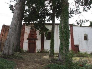 Ruínas do Convento das Ursulinas e Capela de Nª Srª da Piedade