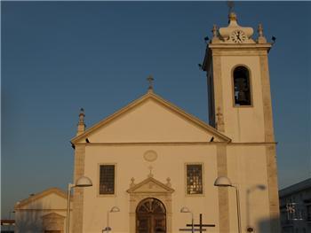 Igreja Matriz de Oliveira do Bairro