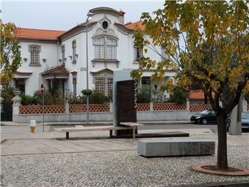 Monumento aos militares falecidos na guerra do Ultramar