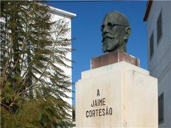 Busto a Jaime Cortesão
