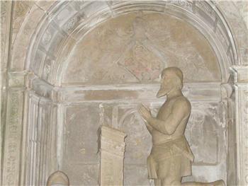 Igreja da Trofa - Panteão dos Lemos