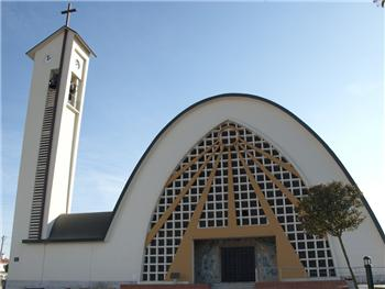 Igreja Matriz de Bustos