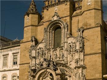 Igreja de Santa Cruz - Panteão Nacional
