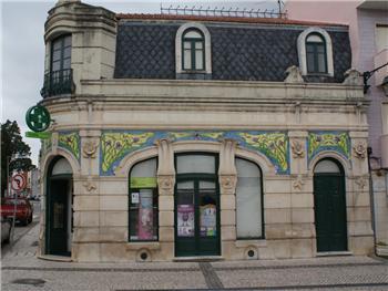 Edifício Arte Nova Farmácia Brandão