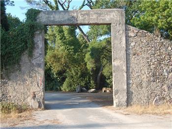 Porta da Serra ou da Cruz Alta