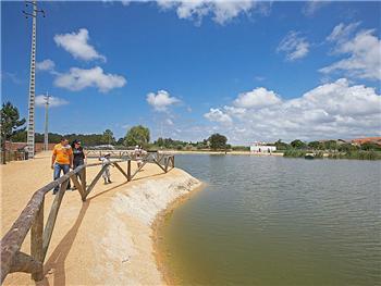 Lagoa e Parque de Calvão