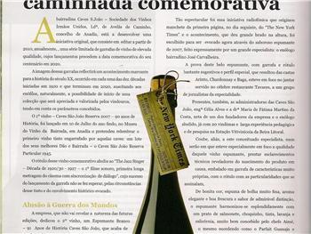 Espumante 91 Anos de História Bruto Zero 2007 - Revista Escanção