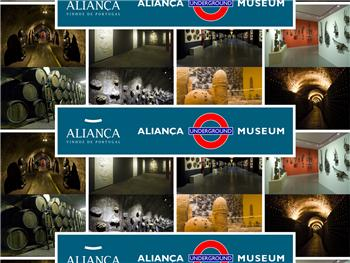 Parabéns ao Aliança Underground Museum